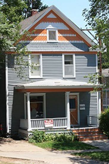 308 W 12th. Kern Management   Houses for Rent Lawrence KS